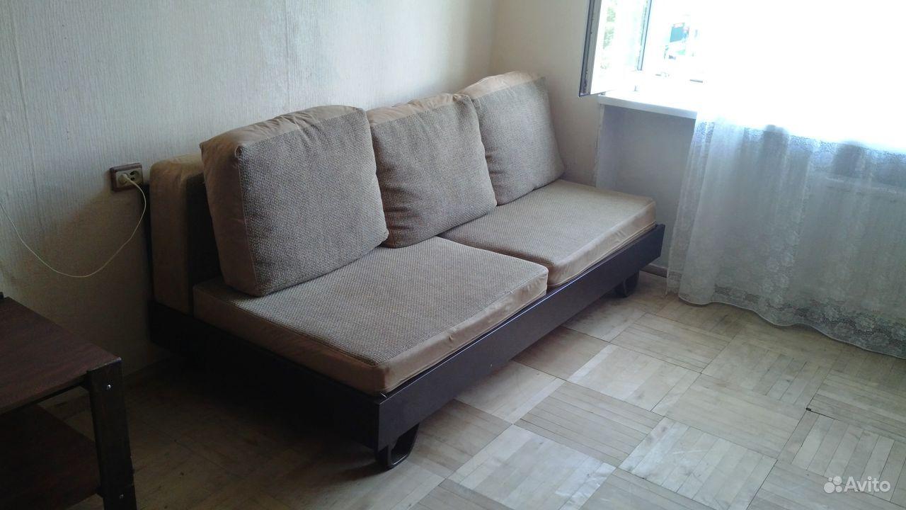 Двухместный Диван Кровать В Санкт-Петербурге