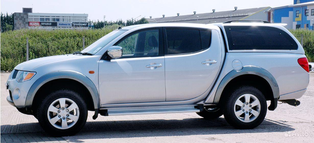 Подробнее о Zoger Кунг для пикапа Mitsubishi L200 полноразмерный А-серия гр