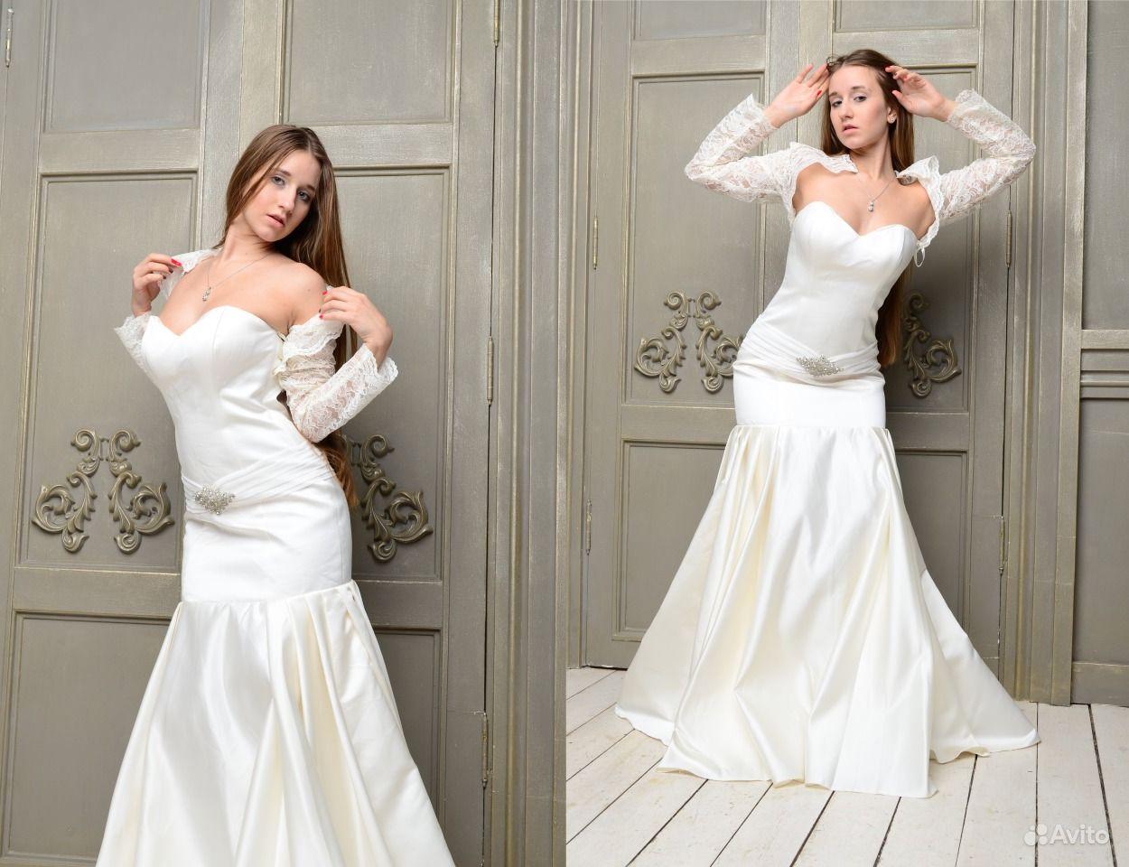 Фото и цена напрокат свадебных платьев в
