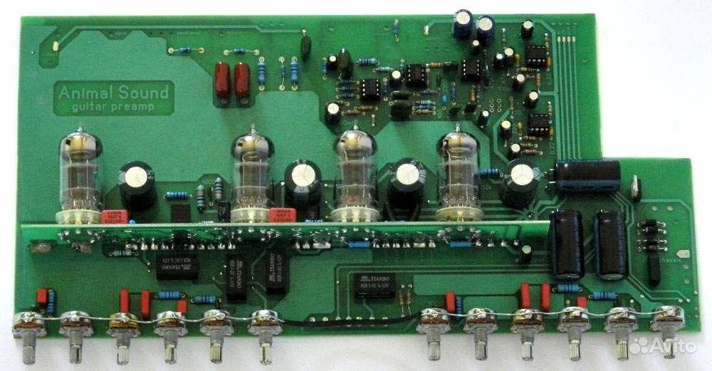 Dual rectifier своими руками