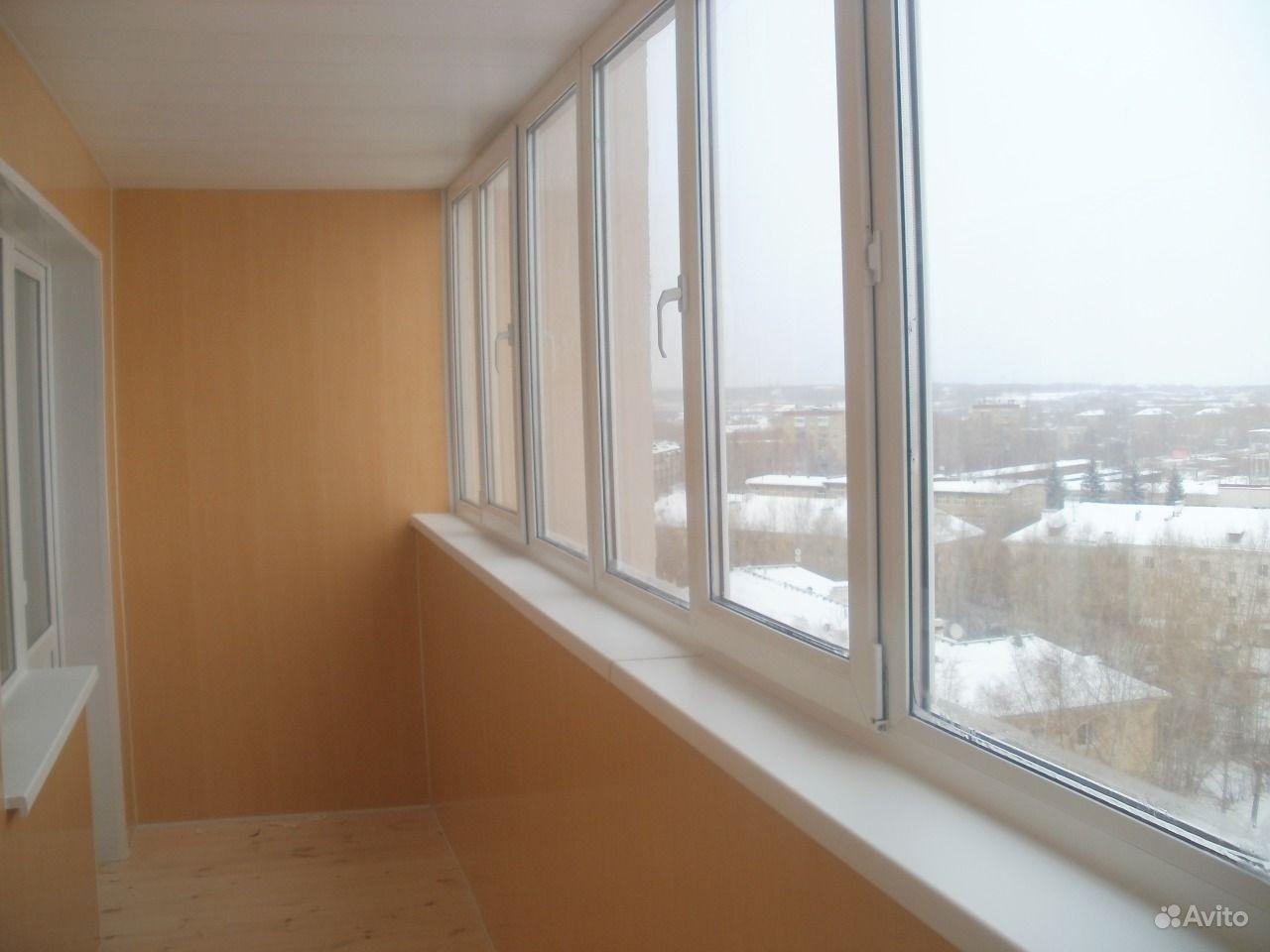 Виды внутренней отделки балконов и лоджий. - как установить .