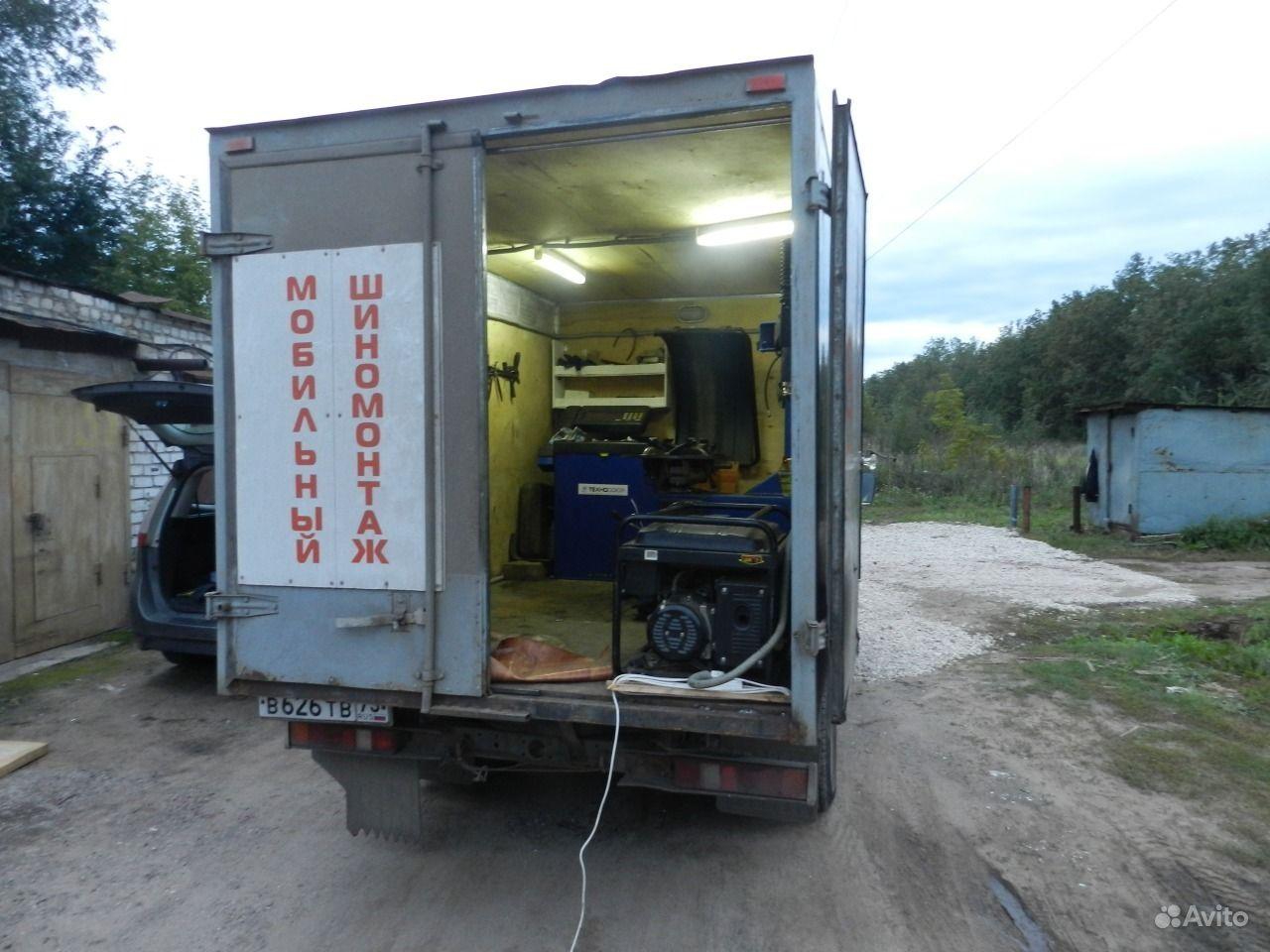 Продам готовый бизнес - выездной шиномонтаж. Ульяновская область,  Ульяновск