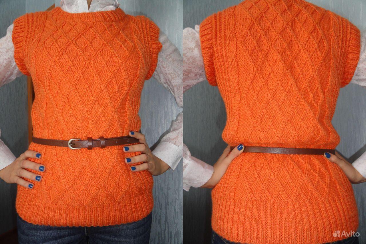 Тапочки спицами: вязание, на двух