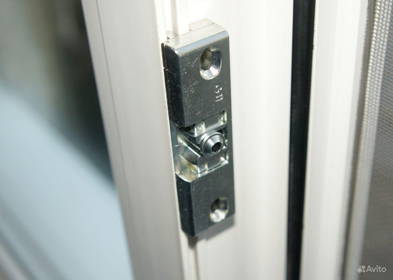 Балконная защёлка gu для дверей пвх. опт/розница купить в са.