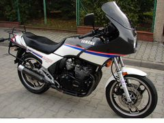 Yamaha diversion XJ600 1990 из Европы
