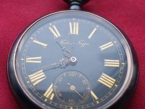 Карманные часы, Павел Буре, антиквариат, царские