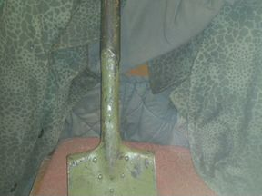 Лопата саперная мпл 50 ркка