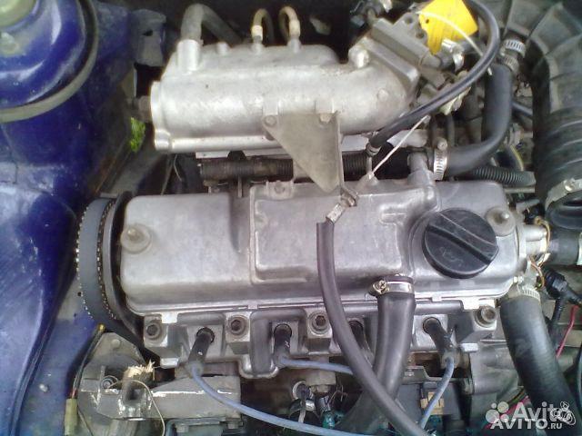 Фото №32 - двигатель ВАЗ 2110 инжектор