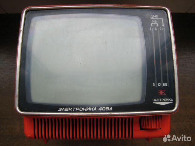 Телевизор Электроника 408Д.