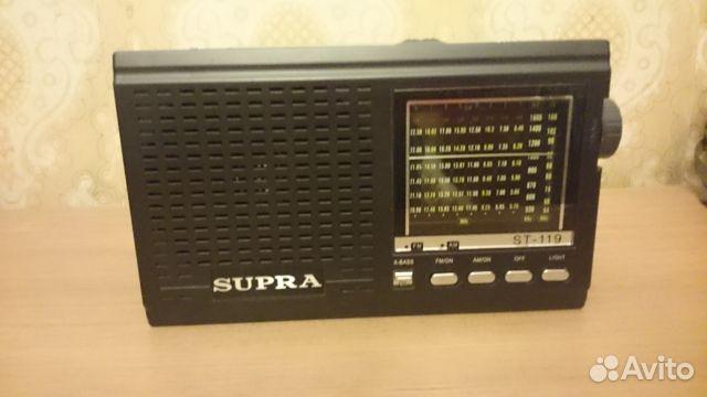 Радиоприемник Supra ST-119