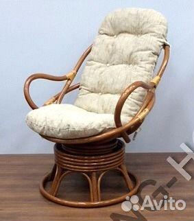 Кресло качалка  авито