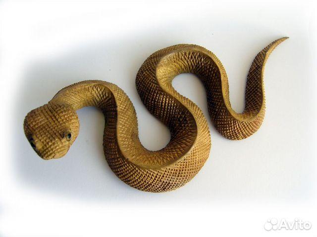Змея деревянная своими руками 71