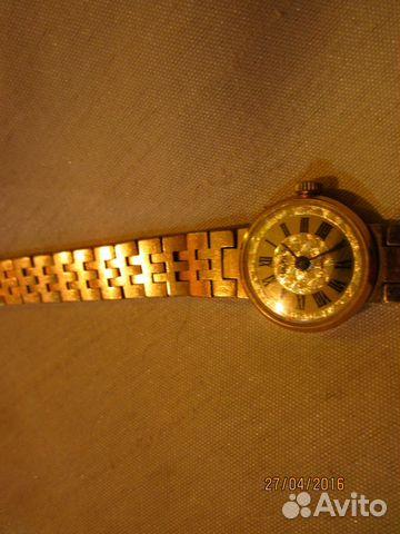 Часы чайка 17 камней цена женские позолоченные 188