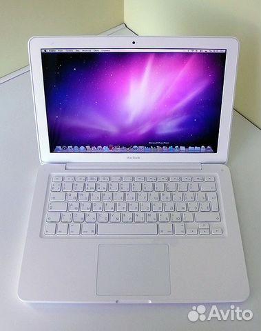 Фото: 3 apple macbook mc516rs/a белый