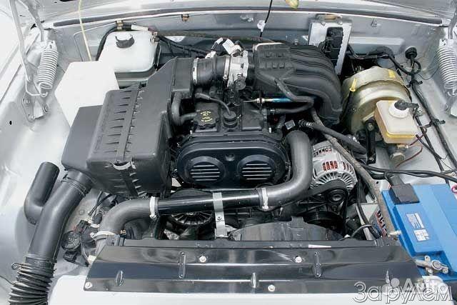 Двигатель волга крайслер ремонт