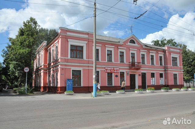 Продается Здание По Адресу: Г. Брянск, Ул. Ульянова, 45. жилая со всеми удо