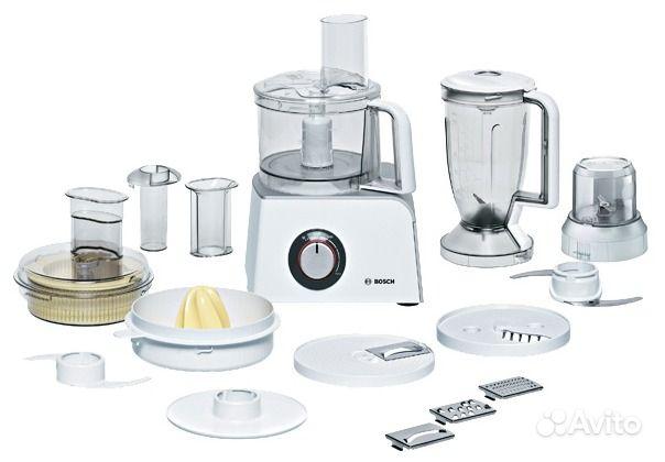 Новый кухонный комбайн Bosch