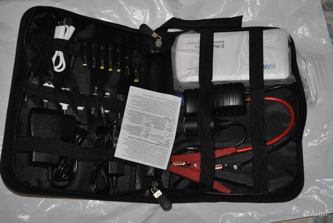 Пуско-зарядное устройство CarKu E-Power Elite, 8 3 5