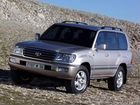 Салон на toyota land cruiser 100 2006г/в