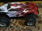 Iron track raider brushless 4wd rtr масштаб 1/8 2