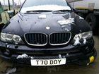 BMW X5 E53 на запчасти двс 306D2 M57D30