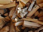 Колотые дрова.Береза,дуб,ольха