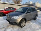 SsangYong Actyon 2.0МТ, 2012, 116989км