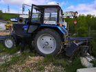 Трактор мтз 82 2019г.в объявление продам