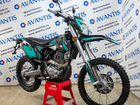 Мотоцикл Авантис A7 250cc (172FMM) с птс