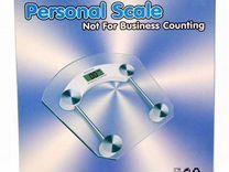 Весы напольные электронные с ЖК-дисплеем