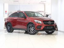 Mercedes-Benz GLE-класс AMG Coupe 3.0AT, 2015, 104568км