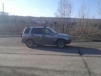 Chevrolet Tracker, 2001 г., Кемерово