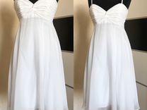 142f470a8aa Новое укороченное Свадебное платье купить в Калининградской области на  Avito — Объявления на сайте Авито