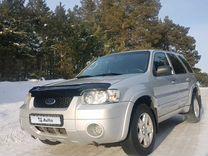 Ford Maverick, 2007 г., Новокузнецк