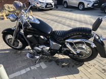 Honda vt 750 shadow