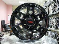 Новые диски TRD R17 6x139.7 на Внедорожники