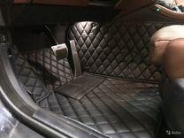 3D ковры для BMW F10 / бмв Ф10 эко-кожа