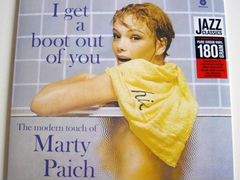 "Marty Paich ""I get a boot out of you""jazz. LP Mint"