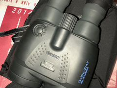 Бинокль,Canon 15x50 IS UD 4,5 ALL weather, япония