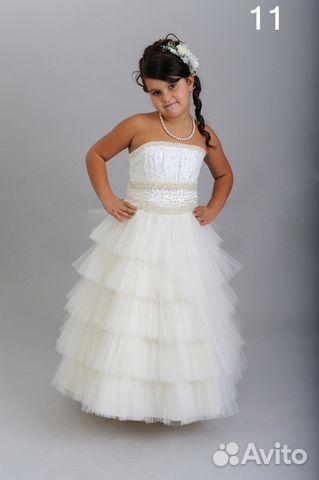 Детские платья для девочек нарядные с доставкой