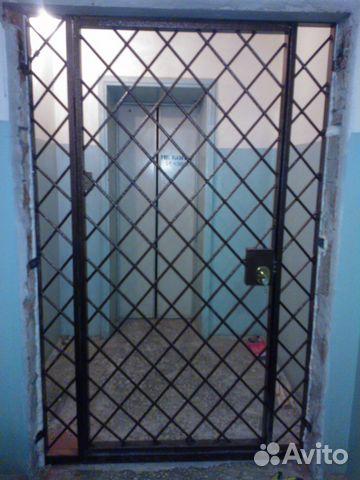 заказать металлические двери решетки