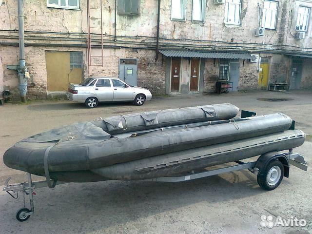 лодка скоростная надувная снл-8 то и иэ