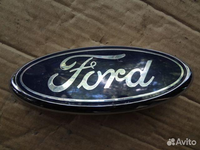 Эмблема форд с макс 8 фотография