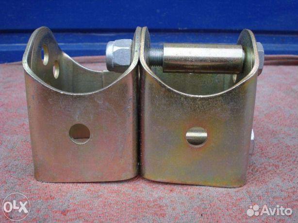 Фото №30 - проставки под задние стойки ВАЗ 2110