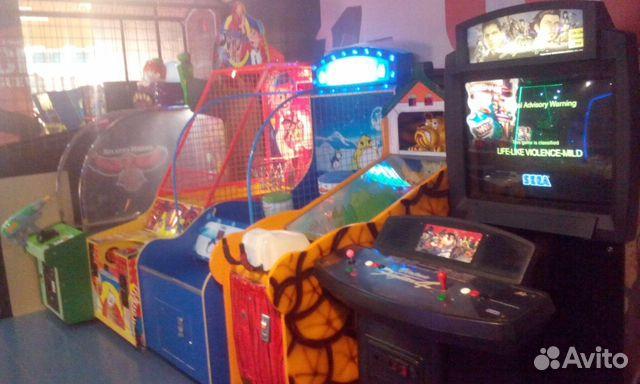 Детские игровые автоматы б у на авито купить или взять в аренду игровые аппараты