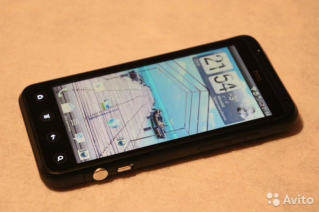 HTC Evo 3D (Made inTaiwan) рст— фотография №1