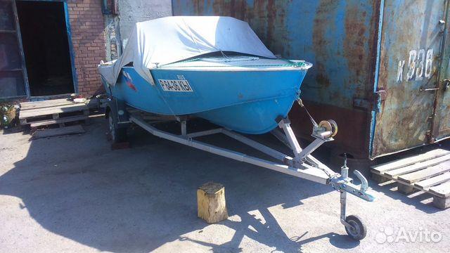 куплю лодку пвх с мотором бу в самарской области
