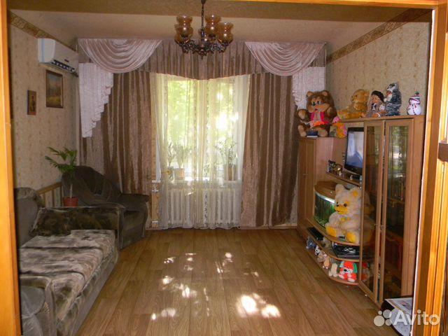 Продается четырехкомнатная квартира за 3 700 000 рублей. Коммунистическая ул, 43.