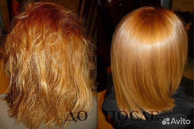 Ботокс волос в иванове цены
