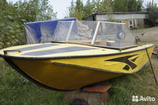 купить лодку дюралевую в тюмени